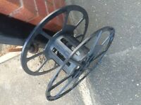 Free plastic reels .hose pipe/ extension cables/electric hook up etc