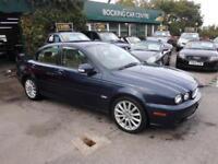 Jaguar X-TYPE 2.0D 2008 DIESEL FULL LEATHER LOW 66000MLS EXCELLENT
