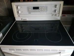 Selling my glass top stove