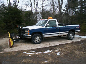 1991 Chevrolet C/K Pickup 1500 scottsdale Pickup Truck