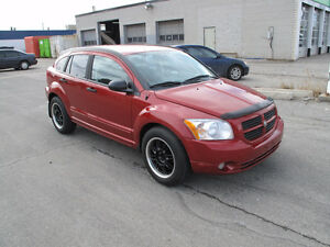 2007 Dodge Caliber SXT Wagon SAFETY AND E-TEST