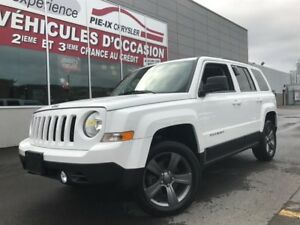 Jeep Patriot 4WD 4dr High Altitude+CUIR+MAGS+TOIT+WOW! 2015