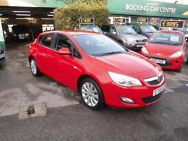Vauxhall/Opel Astra 1.6i 16v VVT ( 115ps ) 2010 Exclusiv FULL MOT 65000MLS