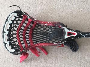 Reebok 10k lacrosse stick