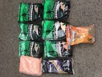 Fishing ground bait package