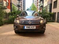 Volkswagen Tiguan 2.0TDI ( 4WD ) - AUTOMATIC - FSH - BMT DSG - 70K MILES
