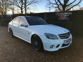 2010/60 Mercedes-Benz C63 AMG 6.3 7G-Tronic Full S/History P/X Welcome
