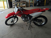 2009 HONDA CRF 100 DIRT BIKE FOR SALE!!!!!