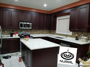 kitchen countertop kitchen sink quartz countertop kitchen reno