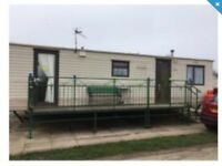 Skegness caravan hire 20th July-27th july