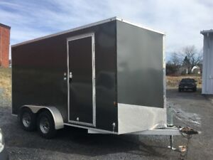 Utility Trailer Double Axel