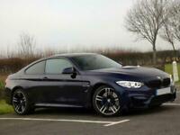 2016 J BMW M4 3.0 M4 2D 426 BHP