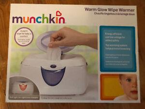 Munchkin Wipe Warmer - Brand New in Box
