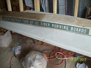 Running board for Chev truck