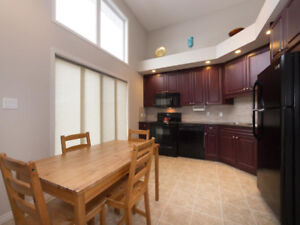 3 bedroom 2.5 bathroom townhouse for rent in Morinville
