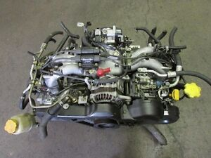 2000-2004 SUBARU EJ20 LEGACY FORESTER REPLACEMENT ENGINE EJ25
