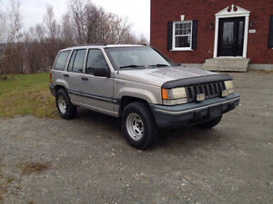1993 Jeep Grand Cherokee VUS