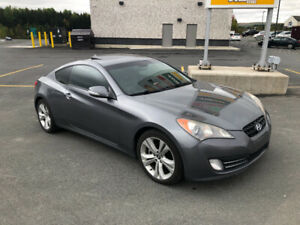 2010 Hyundai Genesis Coupe 3.8 paddle Auto one owner only 147 k