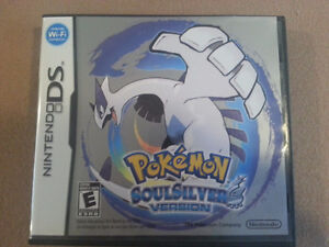 Pokemon Soulsilver ds / 3ds