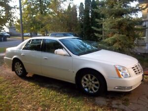 2008 Cadillac DTS, Low Miles, Safetied