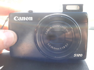 Canon s120 power shot (o.b.o)