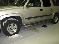 Garage Floor Car Mat - Liner - Free Shipping - Protect from Snow