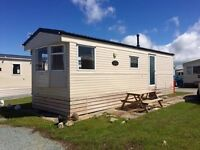 Cheap static caravan for sale in Morecambe north west at a sea view 12 month not haven not regent