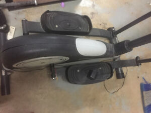 various pieces of furniture/ exercise machine