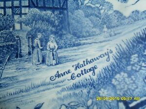 Dishes/Royal Essex/Shakespear Country Blue London Ontario image 2