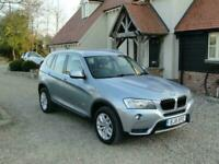 2011 BMW X3 2.0TD (185ps) XDRIVE SE AUTO - ONE OWNER - FULL HISTORY - IN VGC