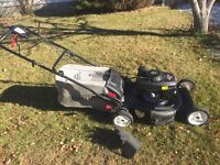 THE CADILLAC OF LAWNMOWERS