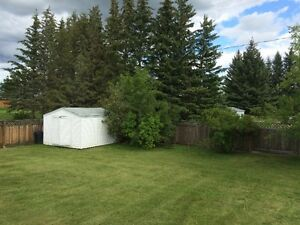 Beautiful Double Lot for Sale in Dorintosh, SK.
