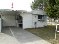 Spacious Home in Small Park in Oliver