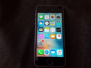 iPhone 5S 16Gb Noir - Bell, Virgin, Solo Mobile, PC Mobile