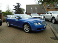 2004 Bentley Continental GT 6.0 ( 552bhp ) Auto