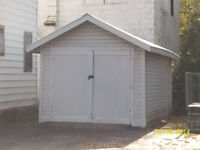 STORAGE GARAGE - FISHER STREET
