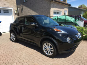 Nissan Juke SV 2015 manuel FWD (noir) EN EXCELLENTE CONDITION!