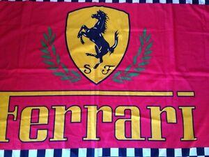 Ferrari racing car flag Gatineau Ottawa / Gatineau Area image 2