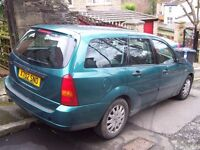 Ford FOCUS 1.6LX Estate, nice clean car, tested July- £395 stop messing come and get it