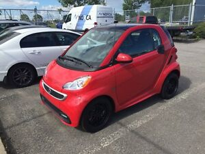 BRAND NEW SMART CAR 2015 FORTWO PASSION FULL EQUIPT