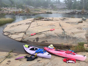 Clearwater Kayaks Paddles, Lifejackets & MORE