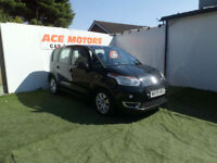 2009 59 CITROEN C3 PICASSO 1.6 HDi VTR+ 66000 MILES WITH FULL SERVICE HISTORY