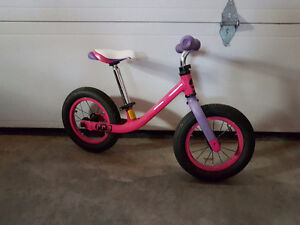 Small child balance bike for sale
