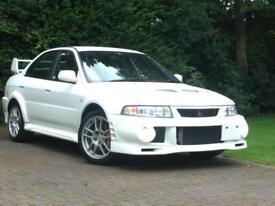 Mitsubishi Lancer Evolution 6. 1999
