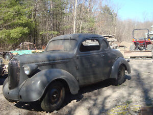 1938 Plymouth Business Mans Coupe