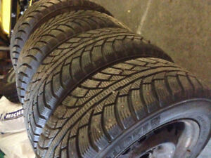 Winter Snow Tires- 185 65 14