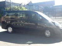 Fiat scudo 2.0 hdi mini bus 7seats 57reg