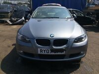 BREAKING BMW E92 320i 2007 3 SERIES COUPE