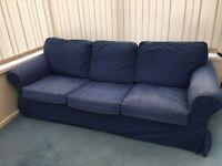 FREE IKEA three seater sofa