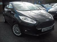 Ford Fiesta Titanium 5dr PETROL MANUAL 2014/63